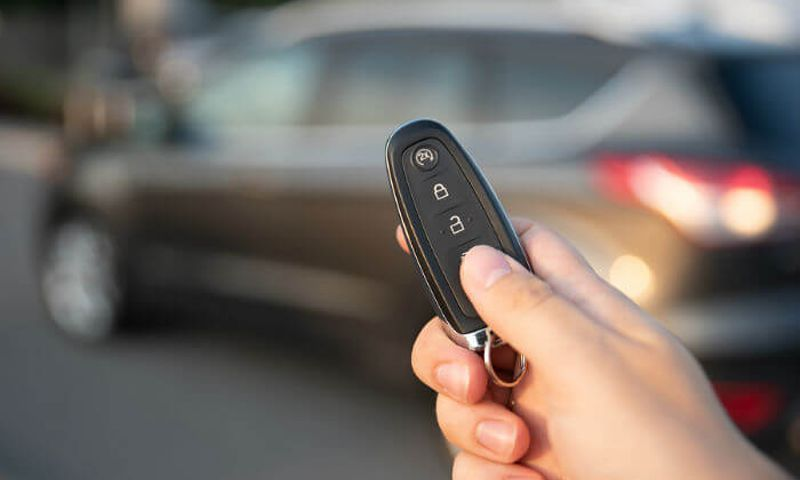What Is Keyless Entry?